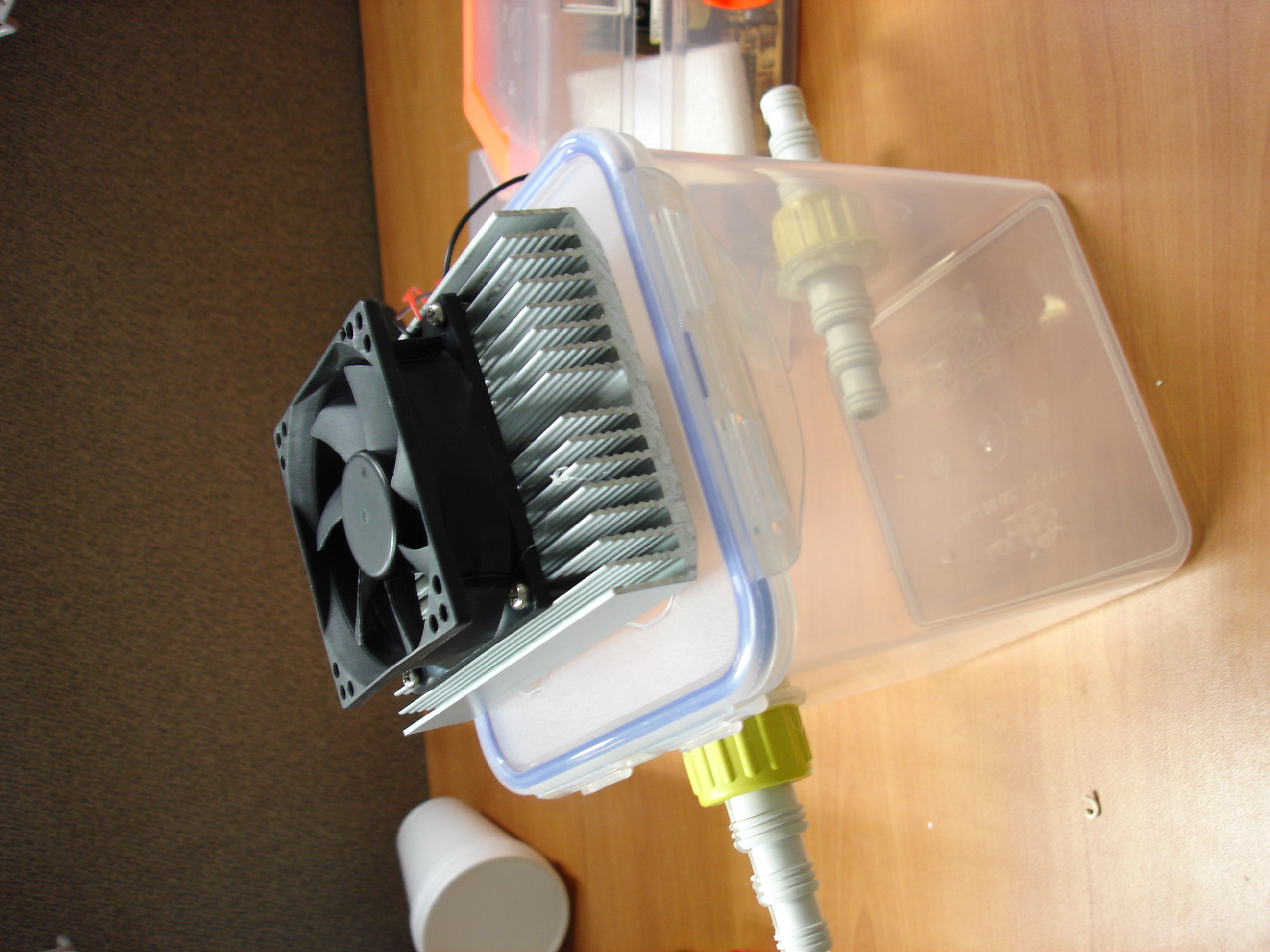 DIY :NAO CHILLER USING SIMPLE CONCEPT - DIY Forum