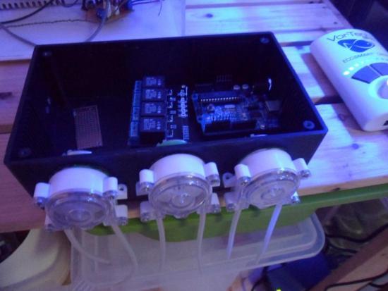 Arduino Aquarium Controller - DIY Forum - Singapore Reef