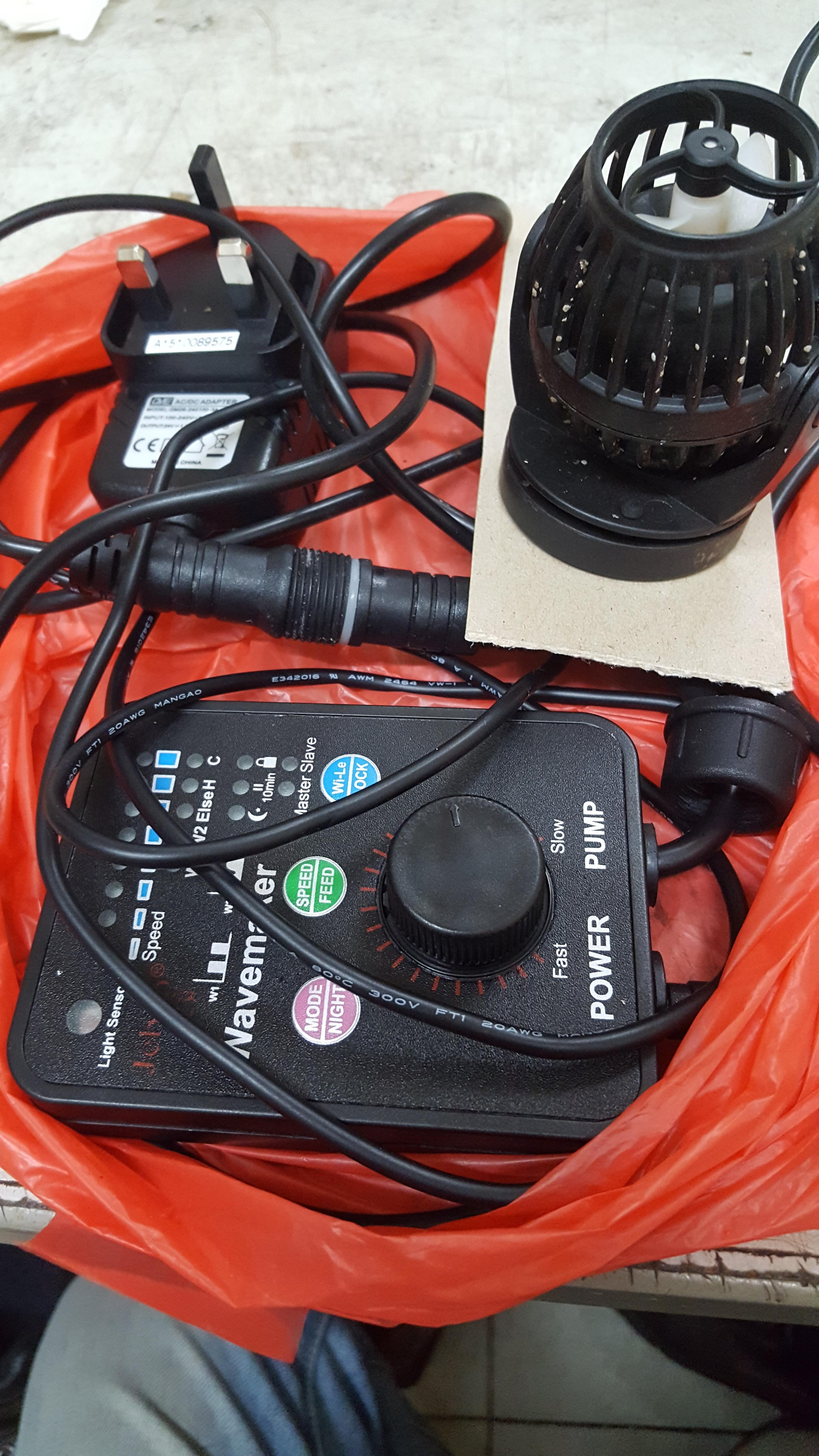 Used Jebao Rw 4 Waremaker For Sale Sell Off Pasar Malam Shop Pump Wiring 15092721864821534749743