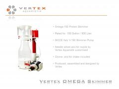 Vertex Omega 150 Skimmer