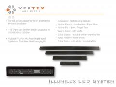 Illumilux LED Light Beams