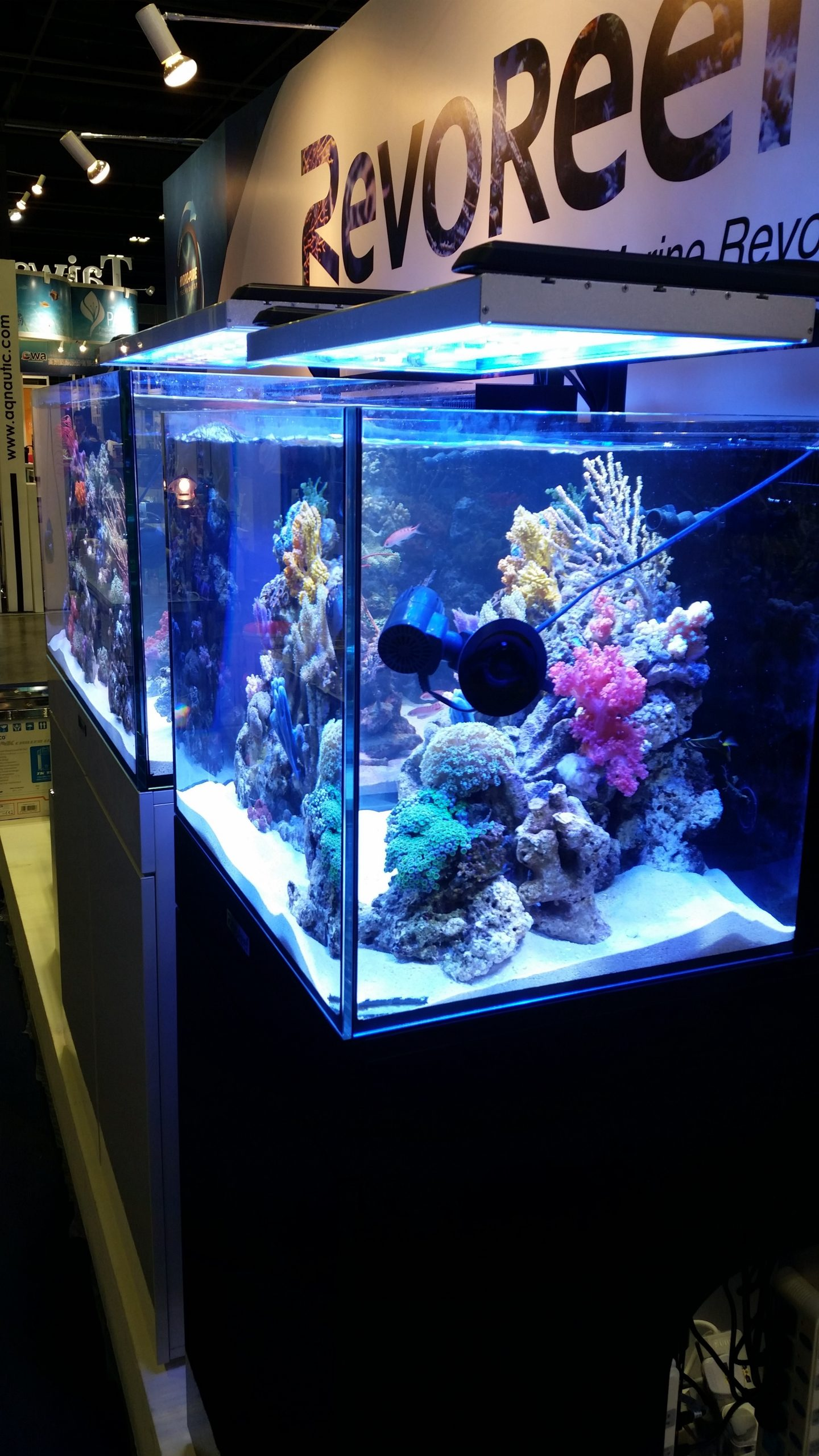 RevoReef Infinity All in one marine Aquarium